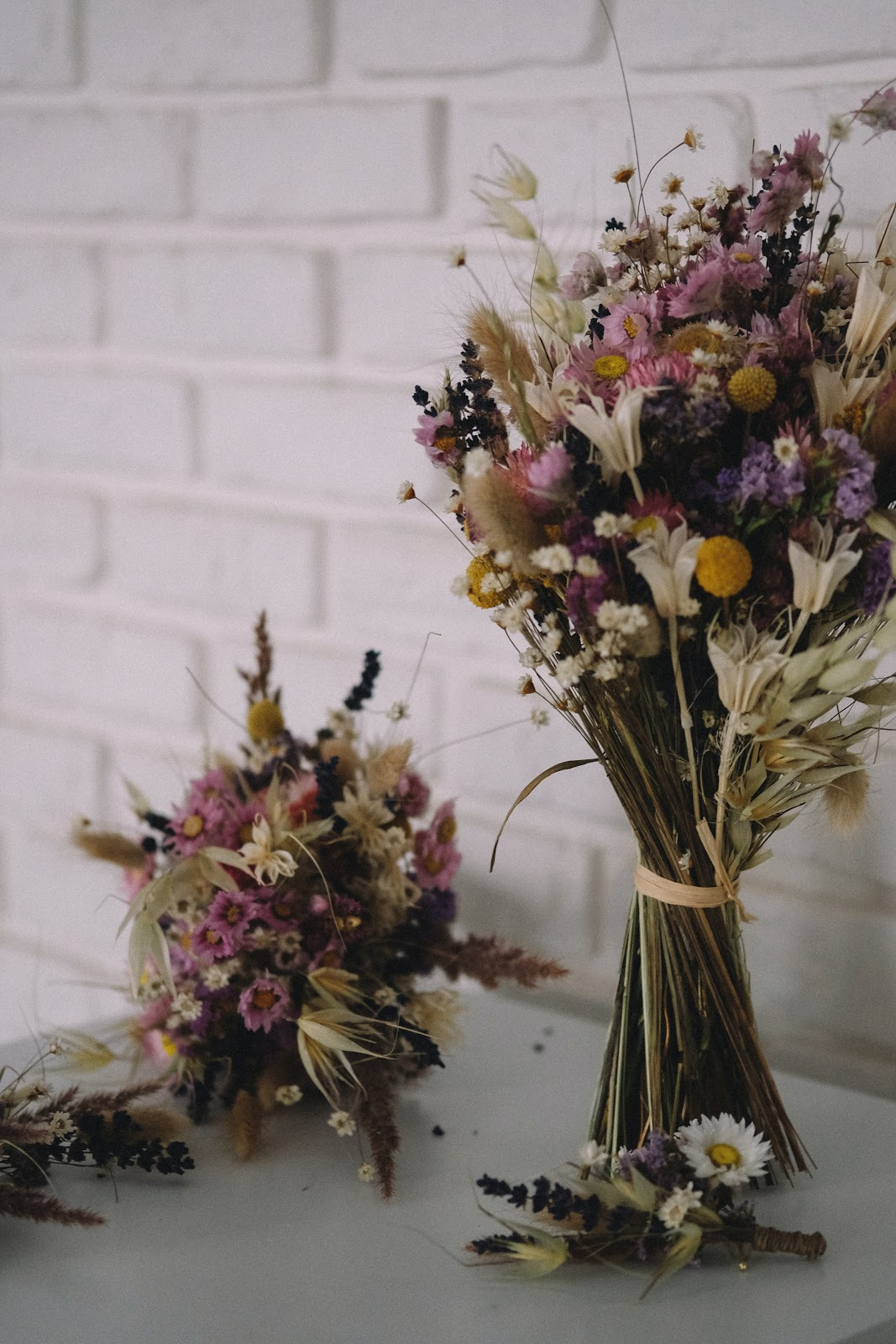 Are dried flowers bad feng shui?