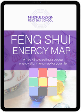 photo about Printable Feng Shui Bagua Map named Your Feng Shui Electrical energy Map Ekit Conscious Style College